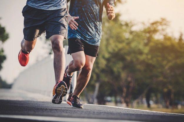 burn 1600 calories from running