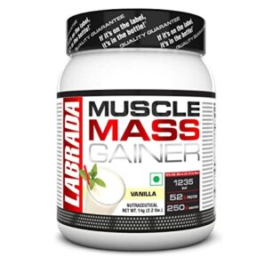 """Labrada's MUSCLE MASS GAINER is ideal for """"hard gainers,"""" – those are the competitors who think that its hard, or close to inconceivable, to put on weight"""