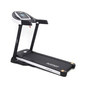Fitkit FT100S Plus Series 1.75HP (3.25HP Peak) Motorized Treadmill With Free at Home Installation Services