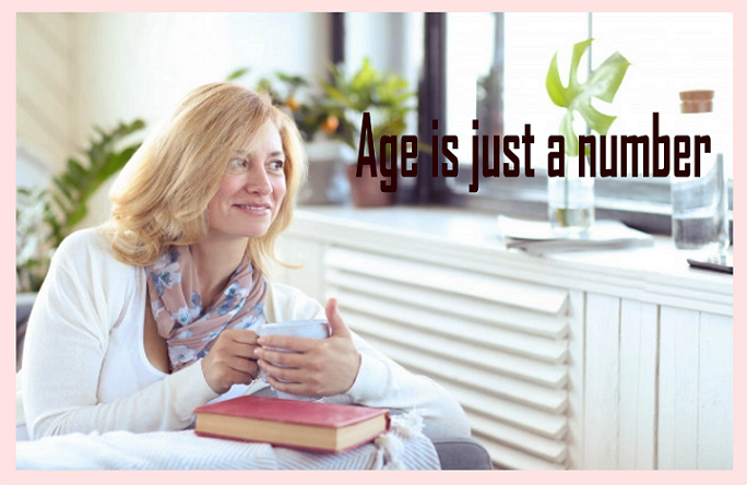 turn down the impact of your growing age