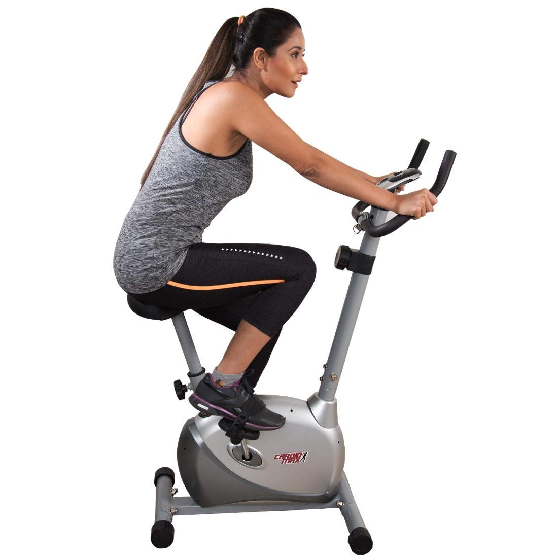 Cardio Max JSB HF73 Magnetic Exercise Cycle for Home Gym