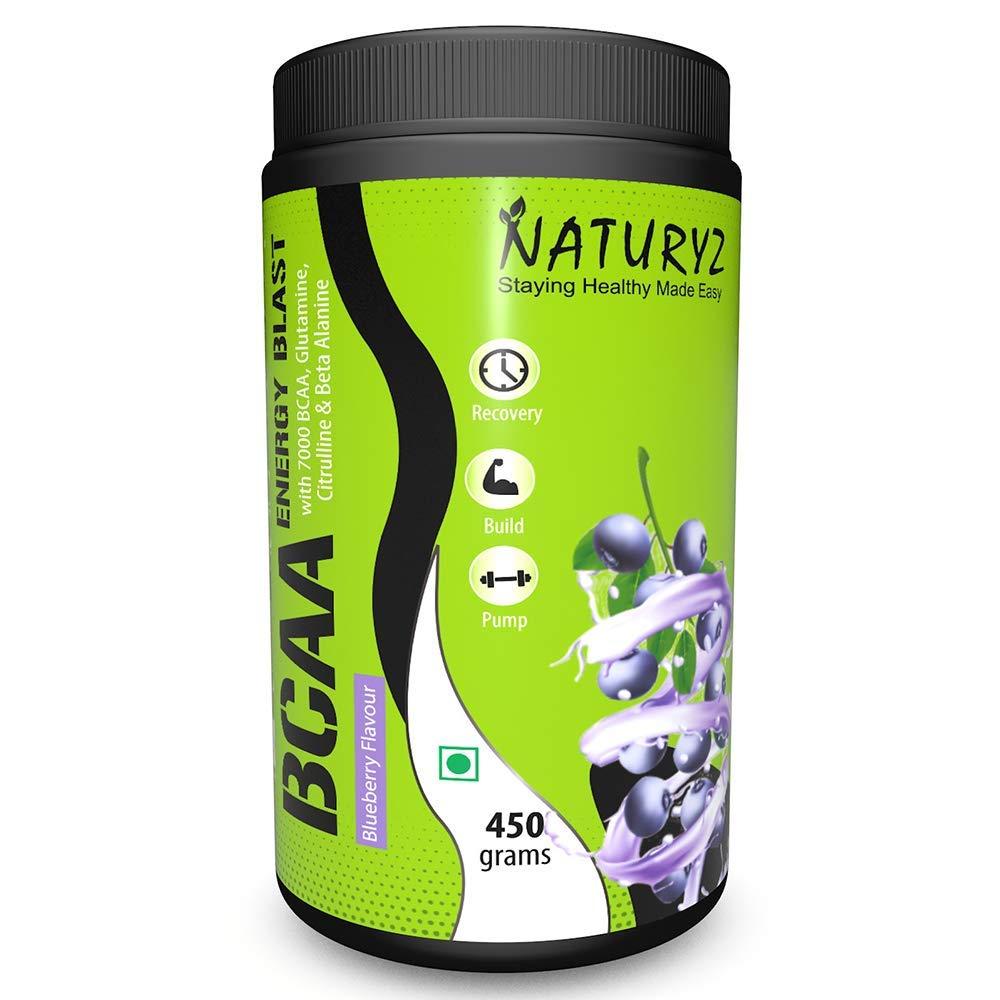 Naturyz Instantized BCAA Energy