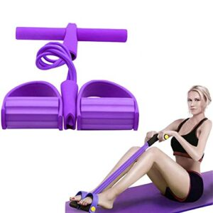 Resistance band for abs