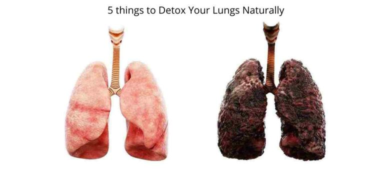 5 things to Detox Your Lungs Naturally