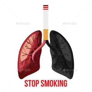 Benefits without smoking Your lungs transformed dramatically over time, and they will decrease in size develop a black pigmentation. If you stop smoking now, then your lungs will begin the healing process within days of quitting. your lungs will start to function normally again, which will allow them to distribute more oxygen throughout the rest of your body and leaving with feeling healthy and cleansed