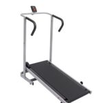 is manual treadmill good for weight loss