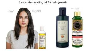 5 most demanding oil for hair growth and stop hair fall 2021