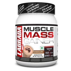 Labrada Muscle Mass Gainer in india