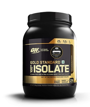 whey protein for muscle gain